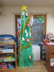 20161207クリスマス製作 (1)