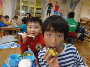 20171101お芋パーティー (1)